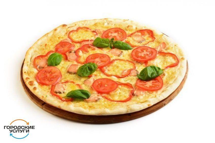 Бесплатная доставка пиццы в офис