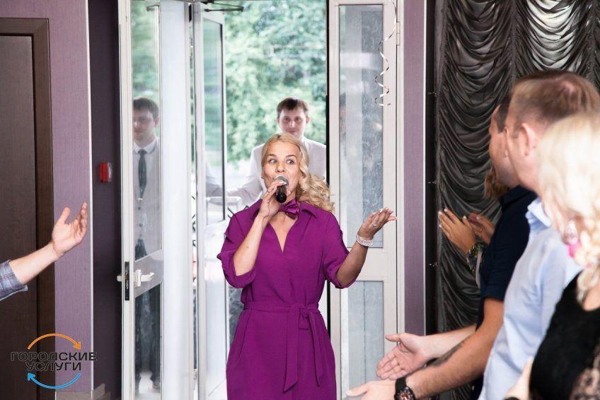 Дуэт ведущих — Ольга и Андрей