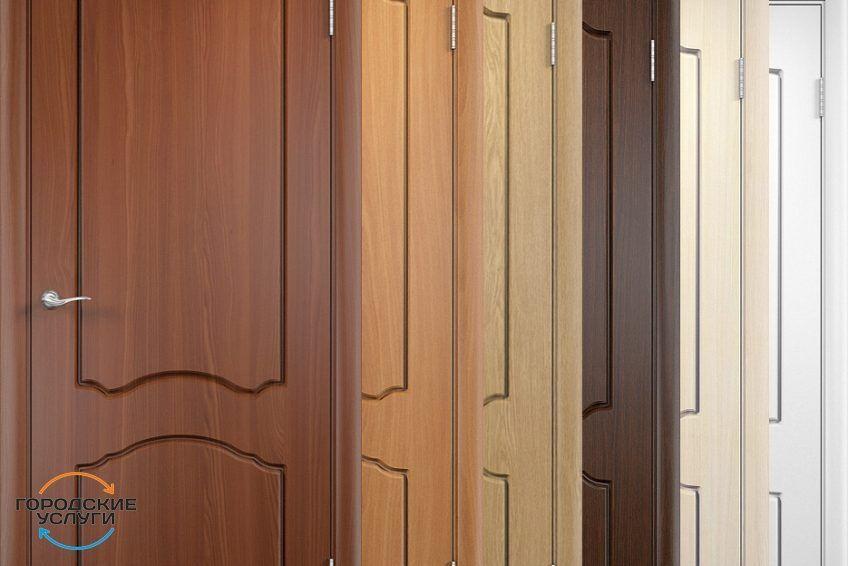Установка и продажа межкомнатных и входных дверей